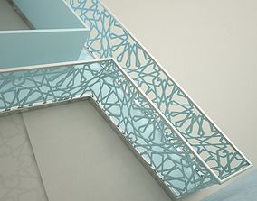 3D model arabisque TYPE