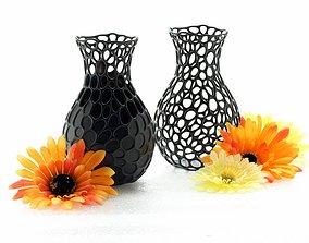 artistic Cell Vase 3D print model