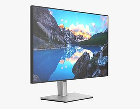 Dell Ultra Sharp LCD 24 inch monitor 3D