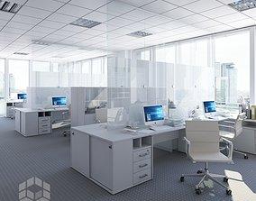 3D model Office 2