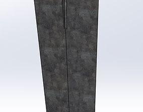 black clover asta demon killer sword 3D printable model
