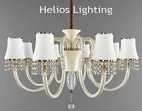 3D Helios Lighting Chandelier