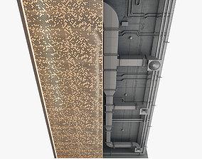 Decorative Ceiling set 03 3D