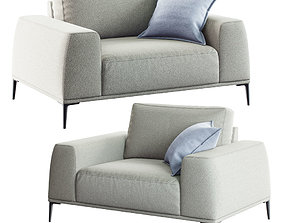 armchair Fargo 3D model