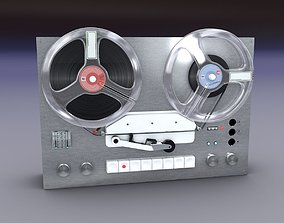 Record Player 3D