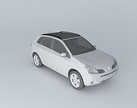 2009 Renault Koleos 3D model