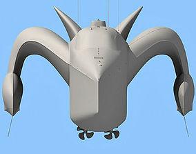 Earthrace Boat 3D model