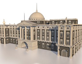 homestead 3D Neoclassical palace