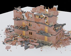 3D Collapsed Building