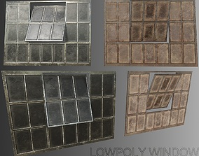 Window 3D asset VR / AR ready
