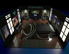 3D Room number 2
