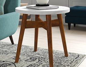 3D model Wooten End Table