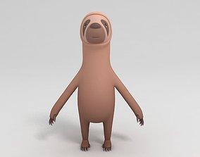 3D Sloth