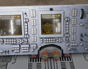 SpaceCapsule 3D model