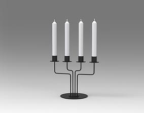 Candlestick - Candles 3D