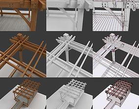 3D model Pergola7