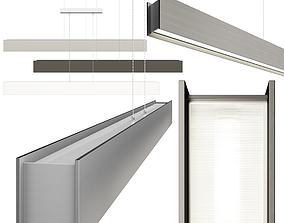 Lamp Vandor LED Linear Suspension 3D