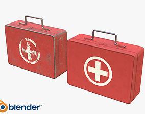 3D model Med Kit First Aid