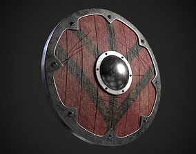Viking shield unity 3D