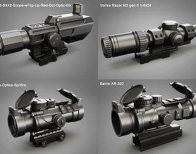 3D various Various Scope Vol 2