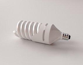 3D model Spiral Bulb