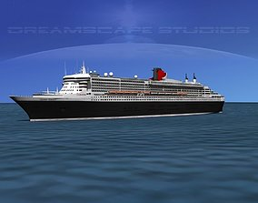 3D RMS Queen Mary 2