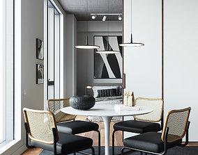 New York Apartment interior scene 3D