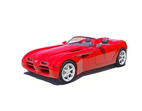 Dodge Copperhead 3D model