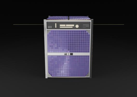 1RU Generic CubeSat
