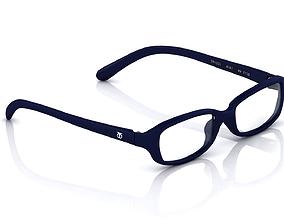 Eyeglasses for Men and Women 3D printable model female