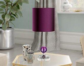 42cm Table Lamp 3D