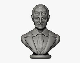 John Stolker - Four-Eyed Man 3D print model
