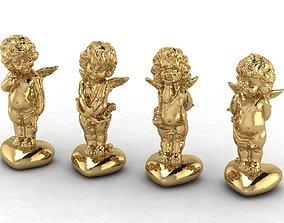 angels 3D print model