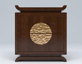 3D asset LOW SIDE TABLE