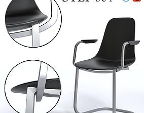 step 904 3D model contemporary