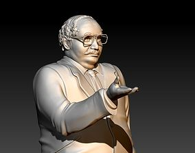3D print model Senor Seu Barriga