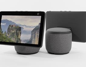Speaker Echo Show 10 - blender 3d speak