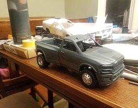 Dodge Ram 3500 2020 Regular Cab 3D print model