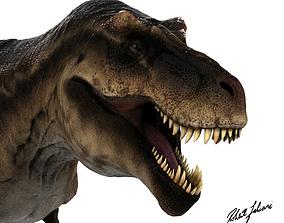 Tyrannosauru rex 3D asset