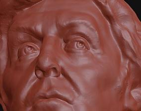 Paul McCartney 3D printable model