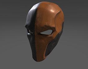 Skull Mask and Deathstroke Mask 3D printable model