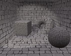 3D Cinder walss 1