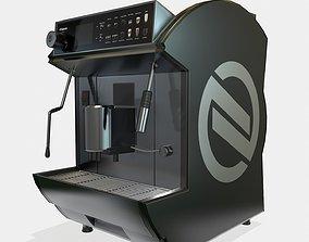 Coffee Machine - 4K PBR 3D model