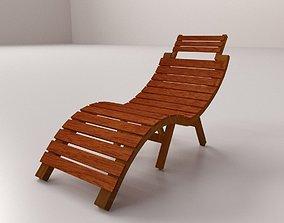 Patio Chair 3D