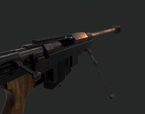 PGM Hecate II 3D model
