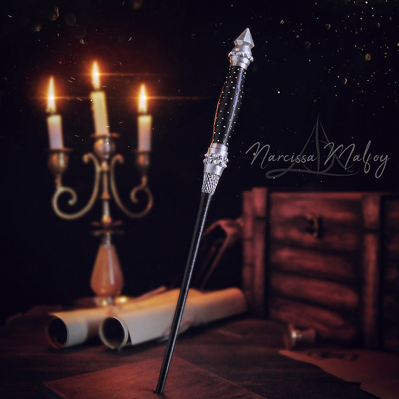 Narcissa Malfoy Wand - Harry Potter