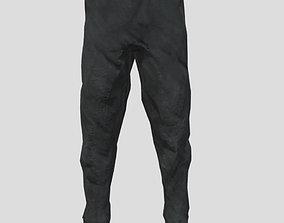 Pants 3D model VR / AR ready