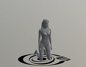 3D asset Human 099 LP R
