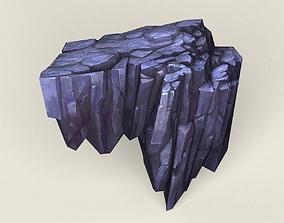 3D asset Stone Rock 03
