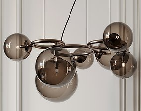 3D model PUPPET RING PENDANT by Vistosi